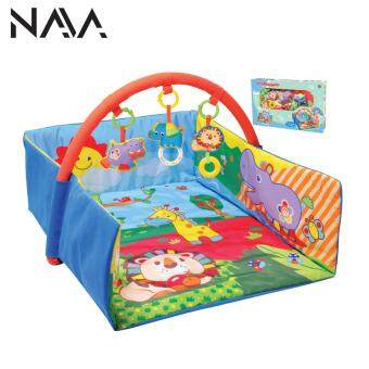 Harga NaVa Parkfield European Infant Baby Gym Activity Soft Play Mat