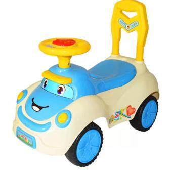 Harga BBH Q06-1 Baby Push Car(Blue)