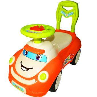 Harga BBH Q06-1 Baby Push Car(Orange)