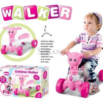 Harga SOKANO Children Walker Bike- Pink