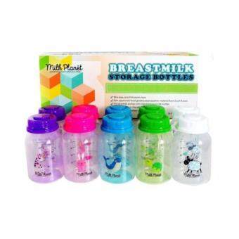 Harga Milk Planet : Breastmilk Storage Bottles