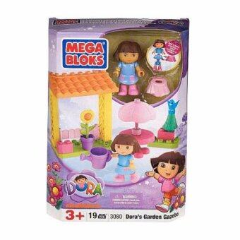 Harga Mega Bloks blocks Build and Learn-DORA Sunshine Garden Group(13pcs)