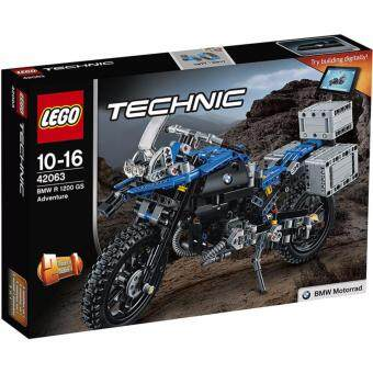 Harga LEGO Technic 42063 - BMW R 1200 GS Adventure
