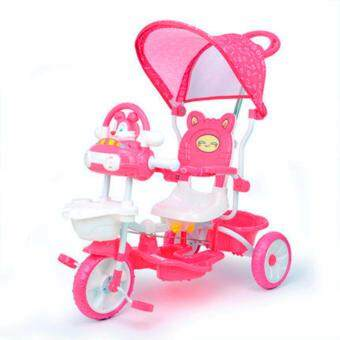 Harga BBH 231-G Baby Tricycle (Pink)