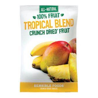 Harga 2017 New Sensible Foods ALL NATURAL CRUNCH DRIED FRUIT TROPICAL (L) 100% Fruits From Nature/Natural Food/ Healthy Snaks/ Best Buy
