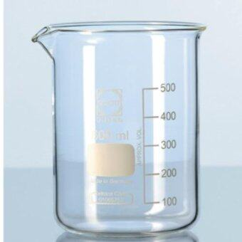 Harga DURAN 2000ml Glass Beaker Low Form With Spout Boiling Flask Laboratory Glassware