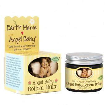 Harga Earth Mama Angel Baby Bottom Balm 60ml