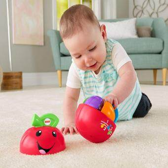Harga Fisher-Price® Laugh & Learn Learning Happy Apple Baby Toy