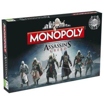Harga Monopoly Assassin's Creed Monopoly Board Game