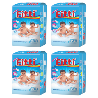 Harga FITTI Value Pack L38 (4 packs)