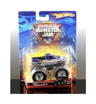 Harga THRASHER Hot Wheels Monster Jam Truck 1:64