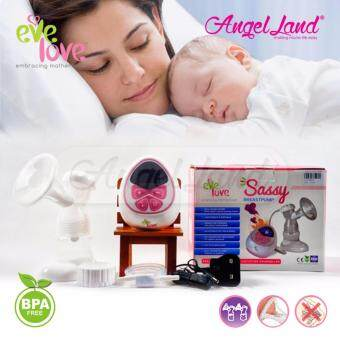 Harga Eve Love Sassy Breastpump Set