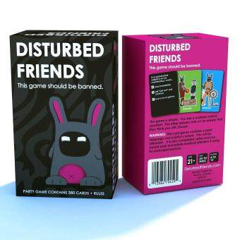 Harga Disturbed Friends - This game should be banned