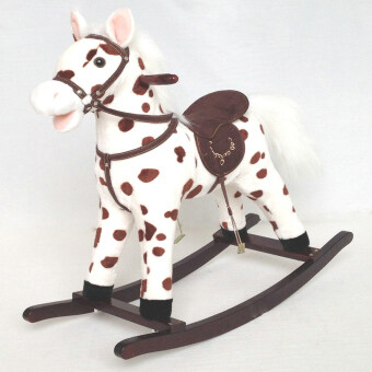 Harga Bubbles The Rocking Horse