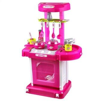 Harga SOKANO Kitchen Playset Pink
