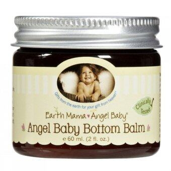 Harga Earth Mama Angel Baby Bottom Balm (60ml)