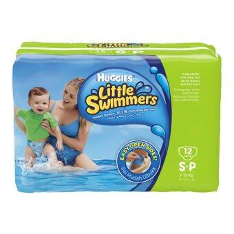 Harga Huggies Little Swimmers S12 x 1 pack