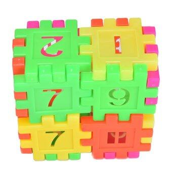 Harga Building Blocks Square Kids Learning Mathematics Blocks Blocks Square Toys