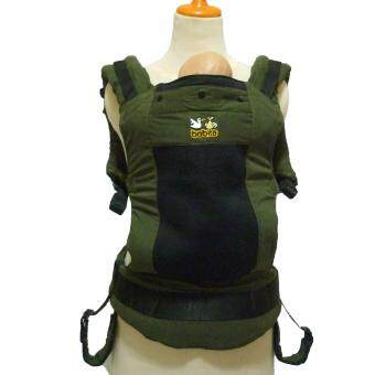 Harga BOBITA SSC ERGONOMIC BABY CARRIER (ARMY GREEN)