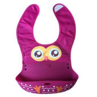 Harga Qvale Neoprene Baby Bib with Food Catching Pocket Water Resistant Flexibib - Style A
