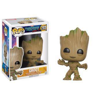 Harga FUNKO Pop! Marvel: Guardians Of The Galaxy Vol. 2 - Groot #13230