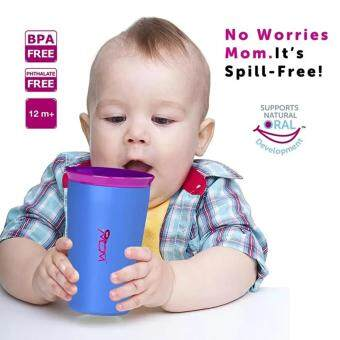Harga Spill Free Drinking Cup (Wow Cup) As Seen on TV Wow Cup, Spill-Proof Cup