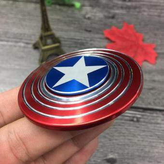 Harga hand spinner New Captain America EDC Fidget Spinner For ADHD