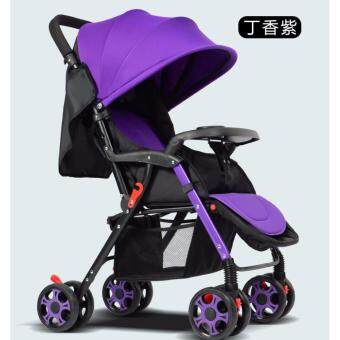 Harga Original GIFT Brand Baby Stroller Light Weight Anti-Shock Safe High Quality (Tough, Strong, Reliable, Light Weight, Safe, High Quality)