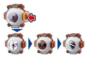 Harga Bandai Kamen Rider Ghost DX Billy the Kid Ghost Eyecon