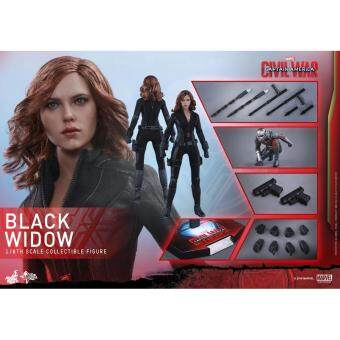 Harga Hot Toys - MMS365 - Captain America: Civil War -Black Widow