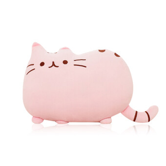 Harga ELENXS Cute Cat Meow Star Creative Cookies Pillow Powder - Intl