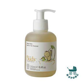 Harga Buds Cherished Organics Happy Baby Head To Toe Cleanser 250ml
