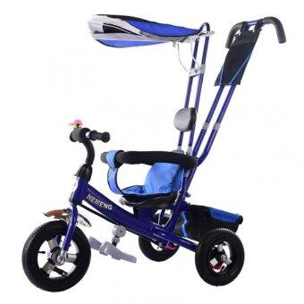 Harga SOKANO T001 Multifunctional Kid Tricycle- Blue