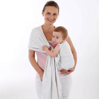 Harga Sling Baby Carrier -GREY