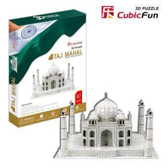Harga 3D Puzzle - Taj Mahal (India) - 87 pcs - MC081h