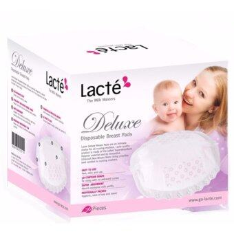 Harga Lacte - Deluxe Disposable Breast Pad