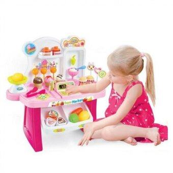 Harga SOKANO Mini Market Pretend Playset- Red