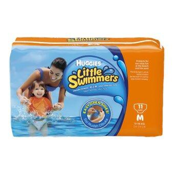 Harga Huggies Little Swimmers M11 x 1 pack