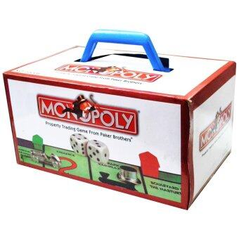Harga Travel Monopoly Brand Property Trading Game Box Set