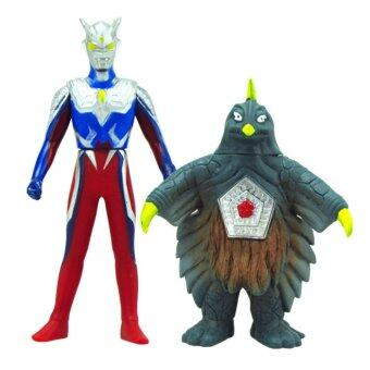 Harga Ultraman vs Monster 02 Toys Figure