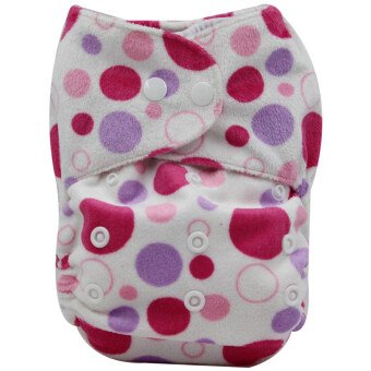 Harga Asenappy Resuable Washable Minky Pocket Cloth Diapers With One Insert