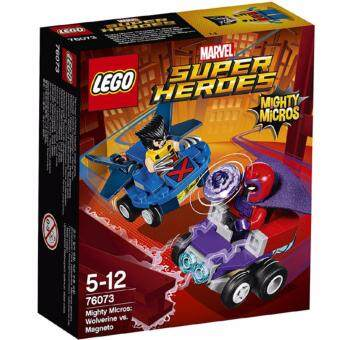 Harga LEGO Marvel Super Heroes 76073 - Mighty Micros: Wolverine vs. Magneto