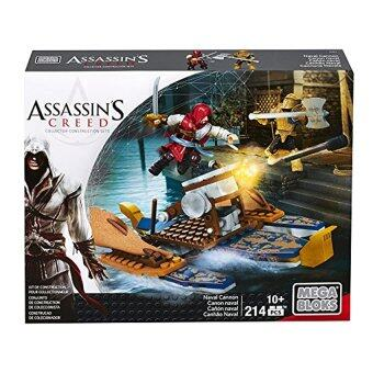 Harga Mega Bloks Assassin's Creed War Boat Building Set