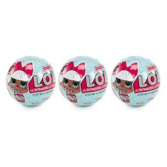 Harga L.O.L. Surprise Doll Series 1 (3 Pack)