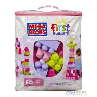 Harga Fisher Price Mega Bloks First Builders 60 Piece Blocks Bag