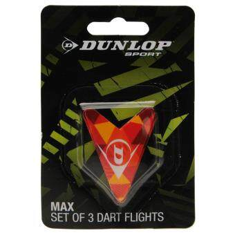 Harga Dunlop Max Flights 3 Pack Professional Equipment Playing Gaming Accessories Flyi