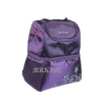 Harga Milk Planet Elegance Cooler Bag PURPLE