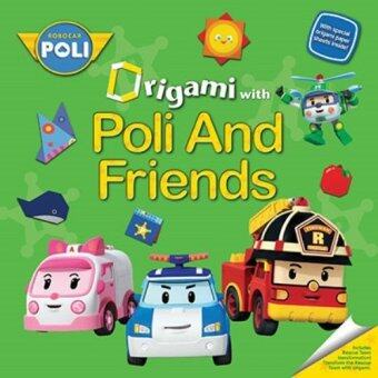 Harga Robocar Poli: Origami with Poli and Friends