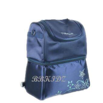 Harga Milk Planet Elegance Cooler Bag (BLUE)