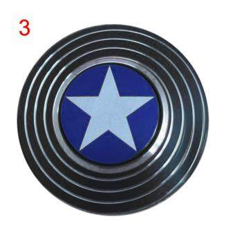 Harga Captain America Shield Fidget Hand Spinner Toys